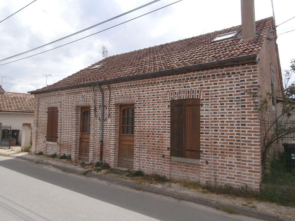 Maison à vendre 7 171m2 à Saint-Viâtre vignette-1