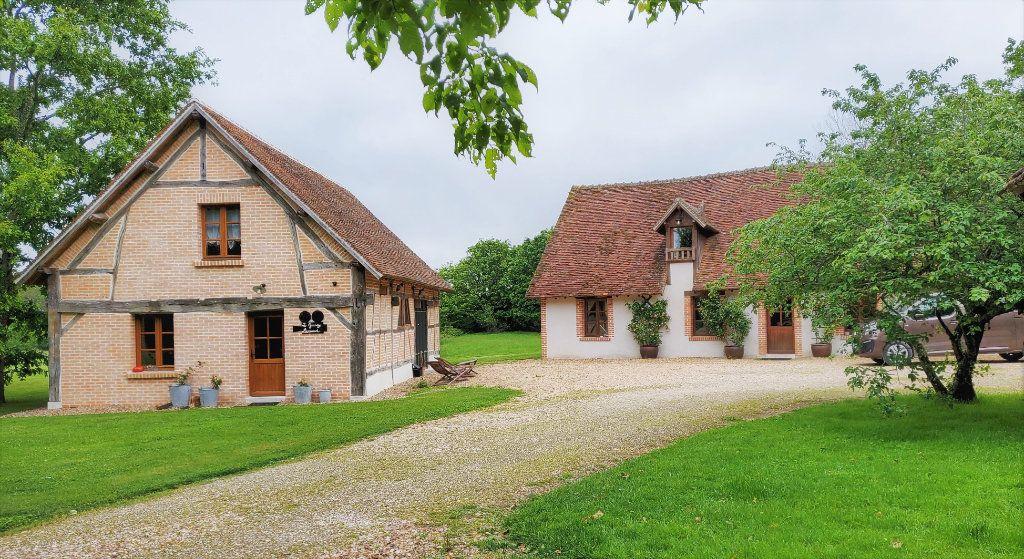 Maison à vendre 9 360m2 à Tour-en-Sologne vignette-1