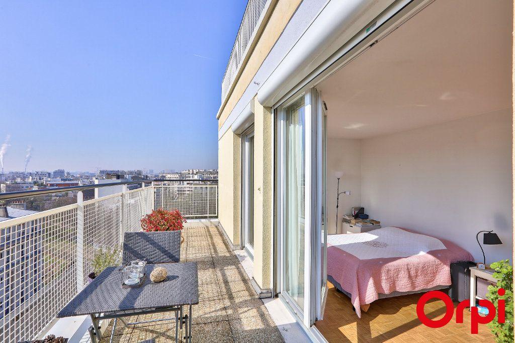 Appartement à louer 1 33m2 à Paris 12 vignette-2