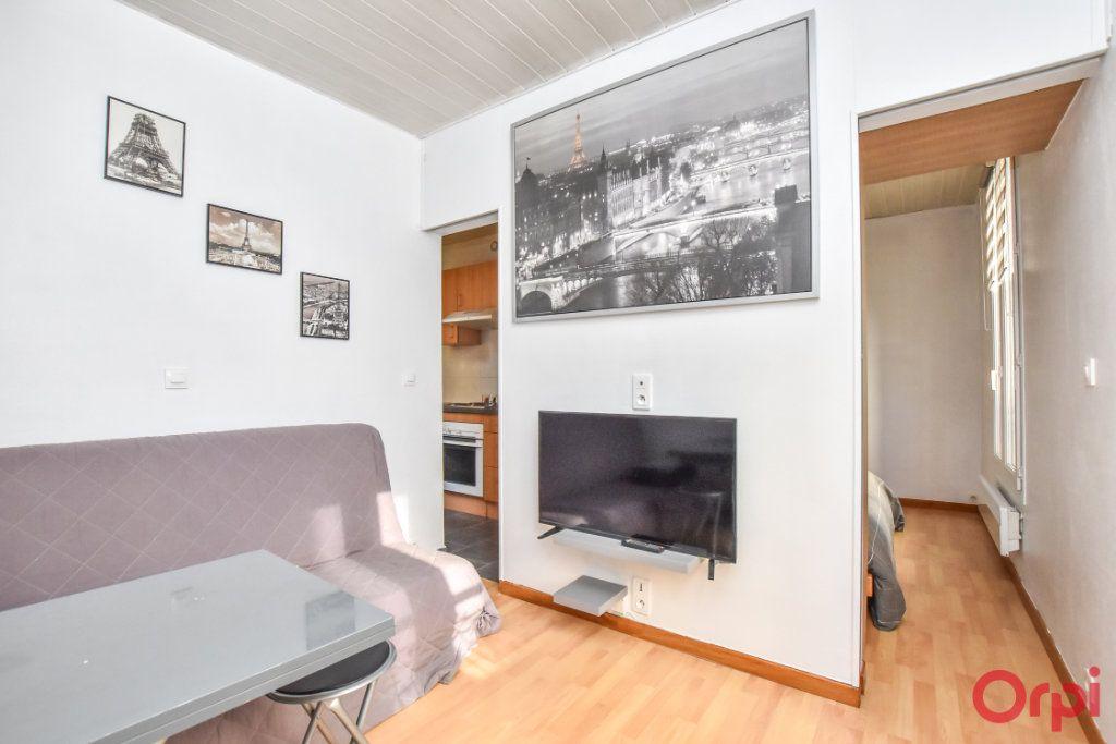 Appartement à vendre 2 21.95m2 à Paris 12 vignette-2