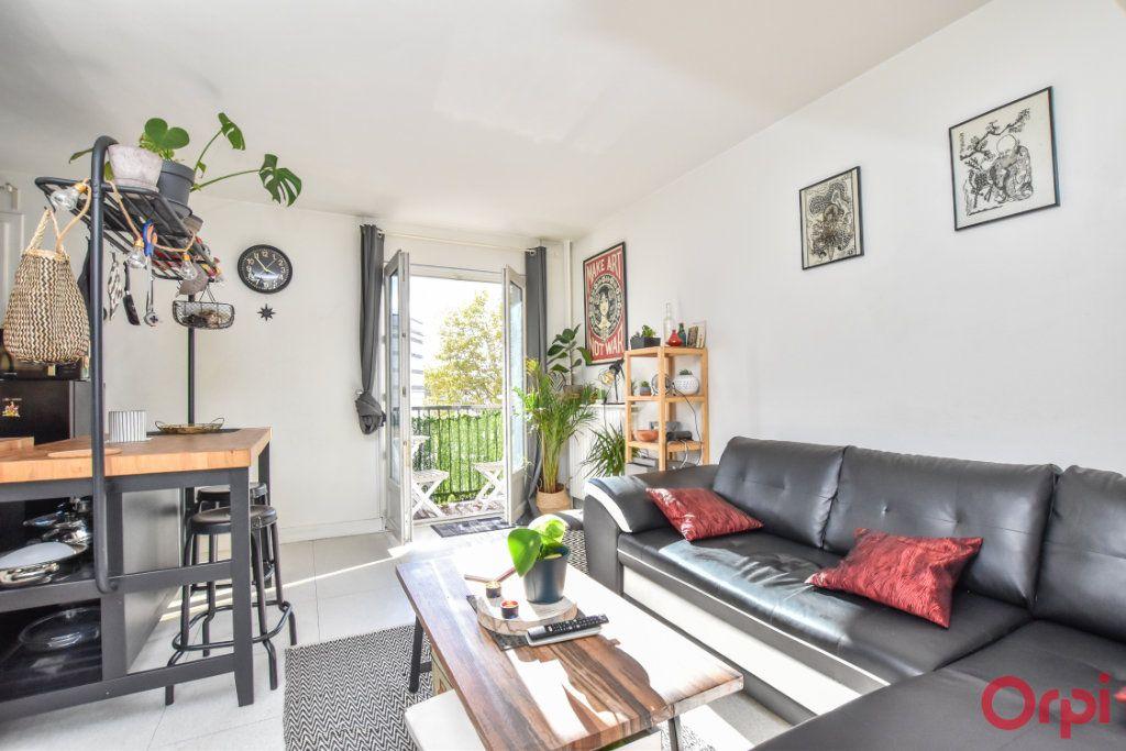 Appartement à vendre 1 26.62m2 à Paris 19 vignette-1
