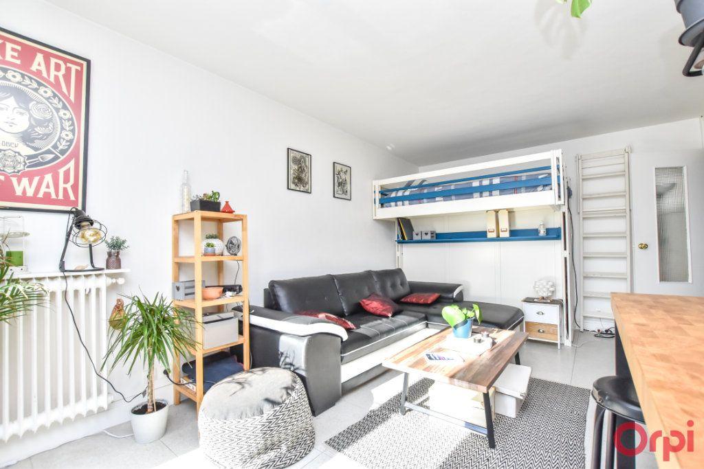 Appartement à vendre 1 26.62m2 à Paris 19 vignette-4