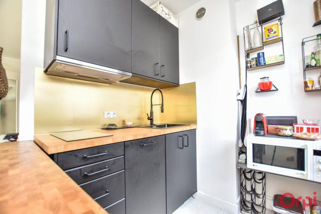 Appartement à vendre 1 26.62m2 à Paris 19 vignette-5