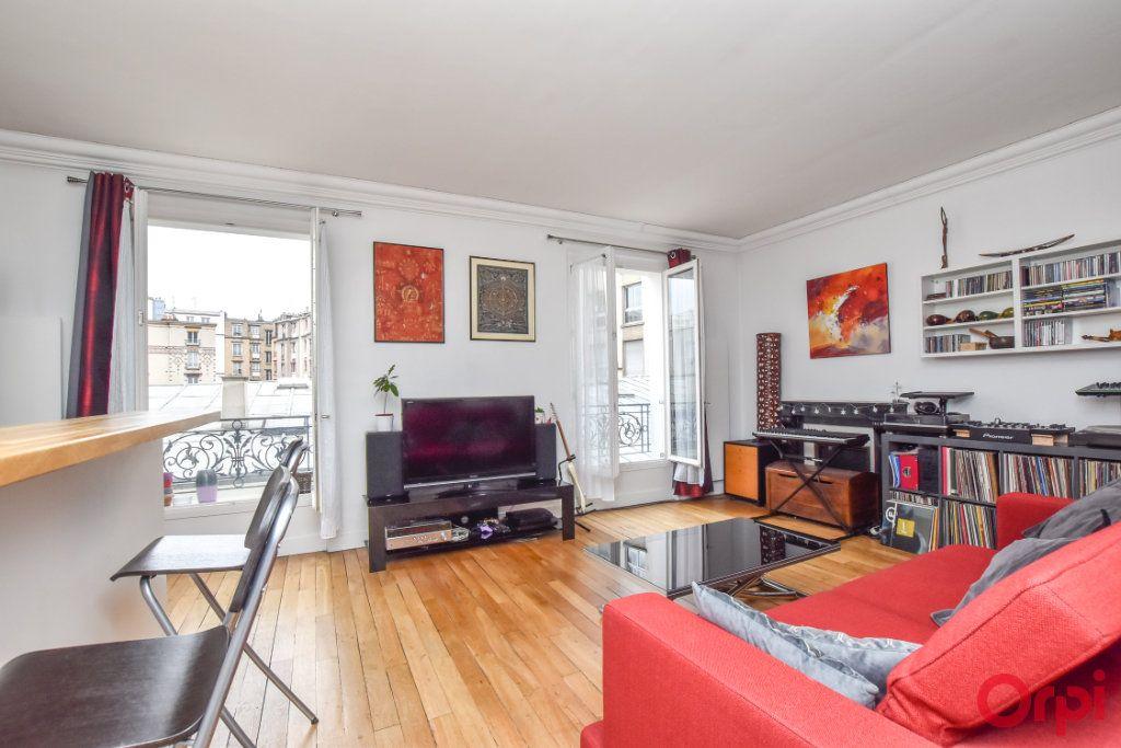 Appartement à vendre 2 54m2 à Paris 12 vignette-2