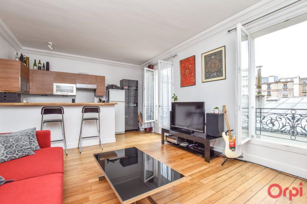 Appartement à vendre 2 54m2 à Paris 12 vignette-3