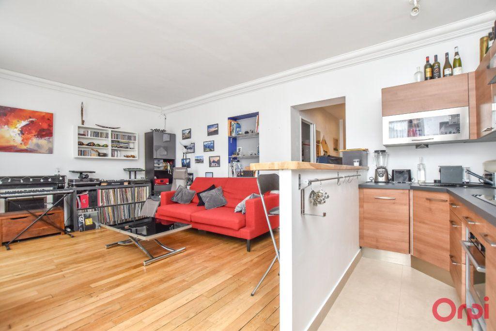 Appartement à vendre 2 54m2 à Paris 12 vignette-4