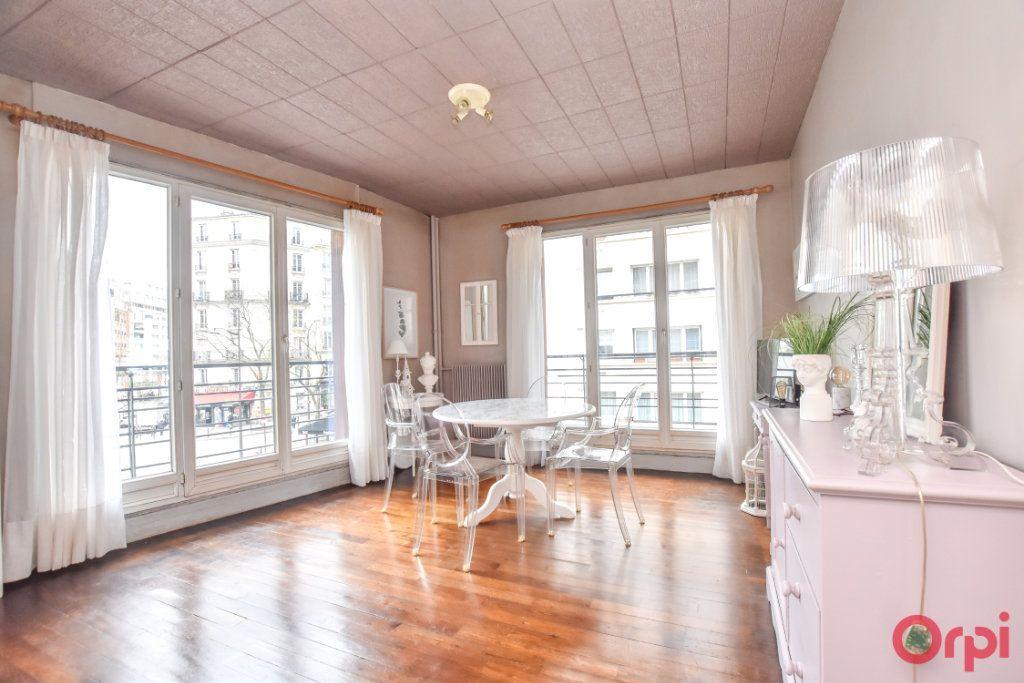 Appartement à vendre 4 92m2 à Paris 12 vignette-2