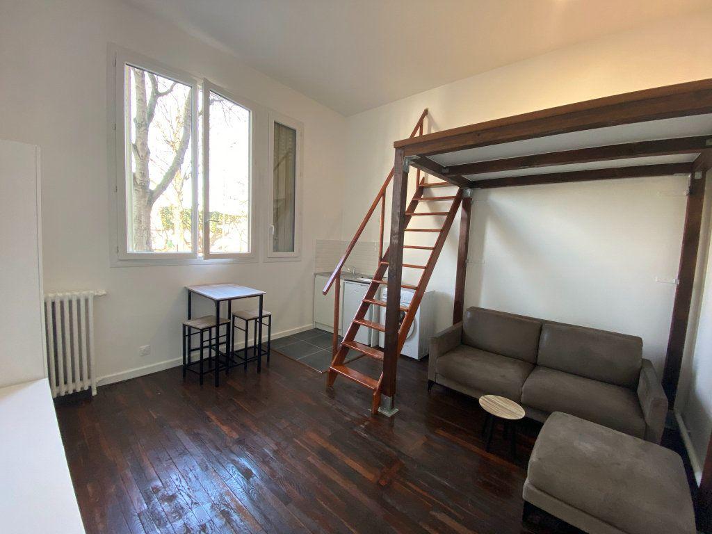 Appartement à louer 1 18.3m2 à Saint-Mandé vignette-1