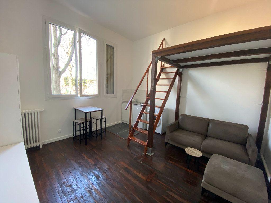 Appartement à louer 1 18.3m2 à Saint-Mandé vignette-2