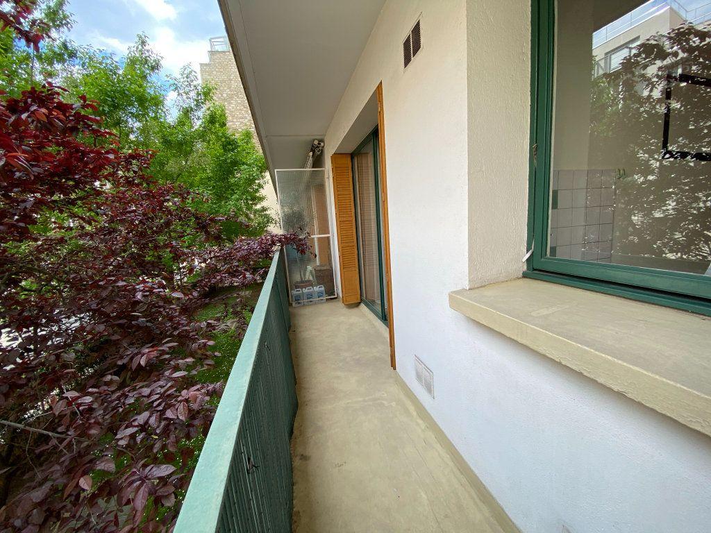 Appartement à louer 1 34m2 à Paris 12 vignette-1