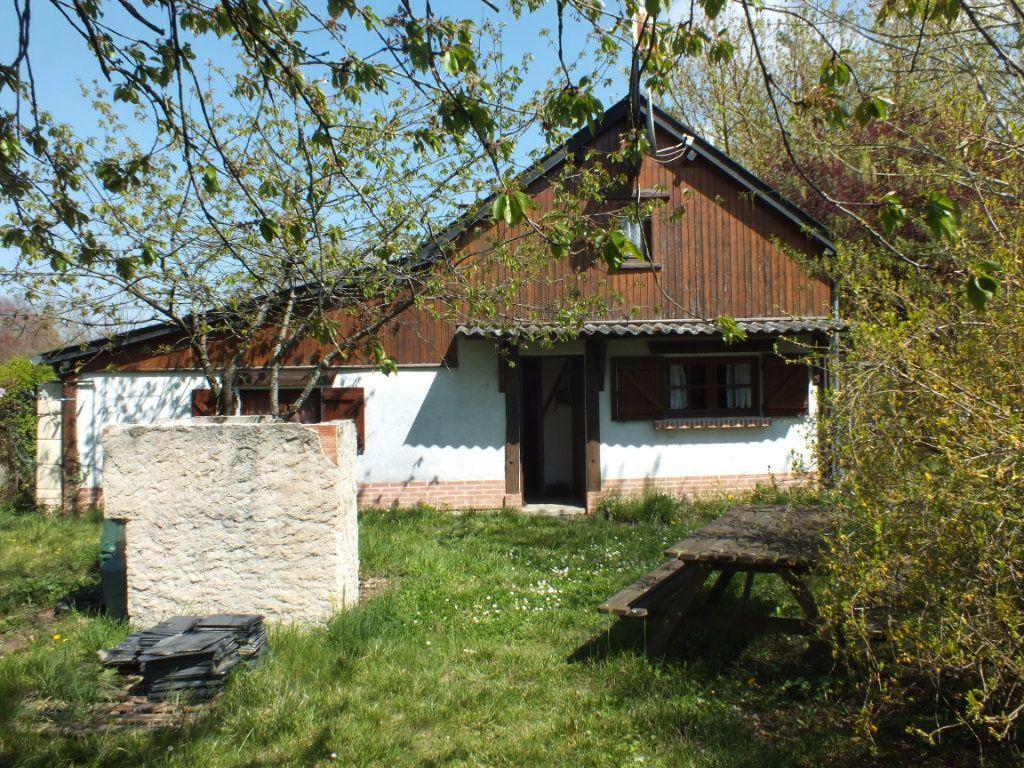 Maison à vendre 6 100m2 à Garennes-sur-Eure vignette-1