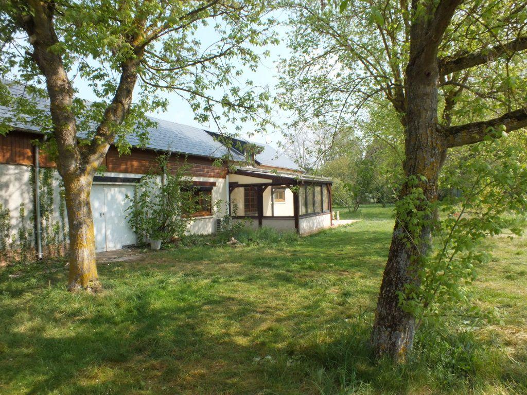 Maison à vendre 3 90m2 à Garennes-sur-Eure vignette-1
