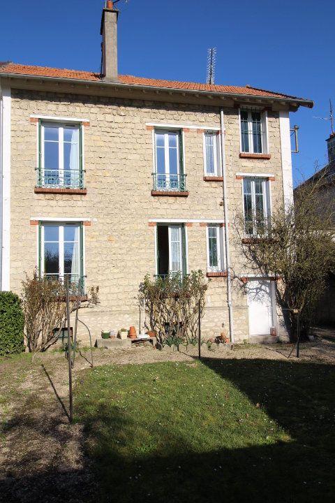 Maison à vendre 6 120m2 à Lizy-sur-Ourcq vignette-1