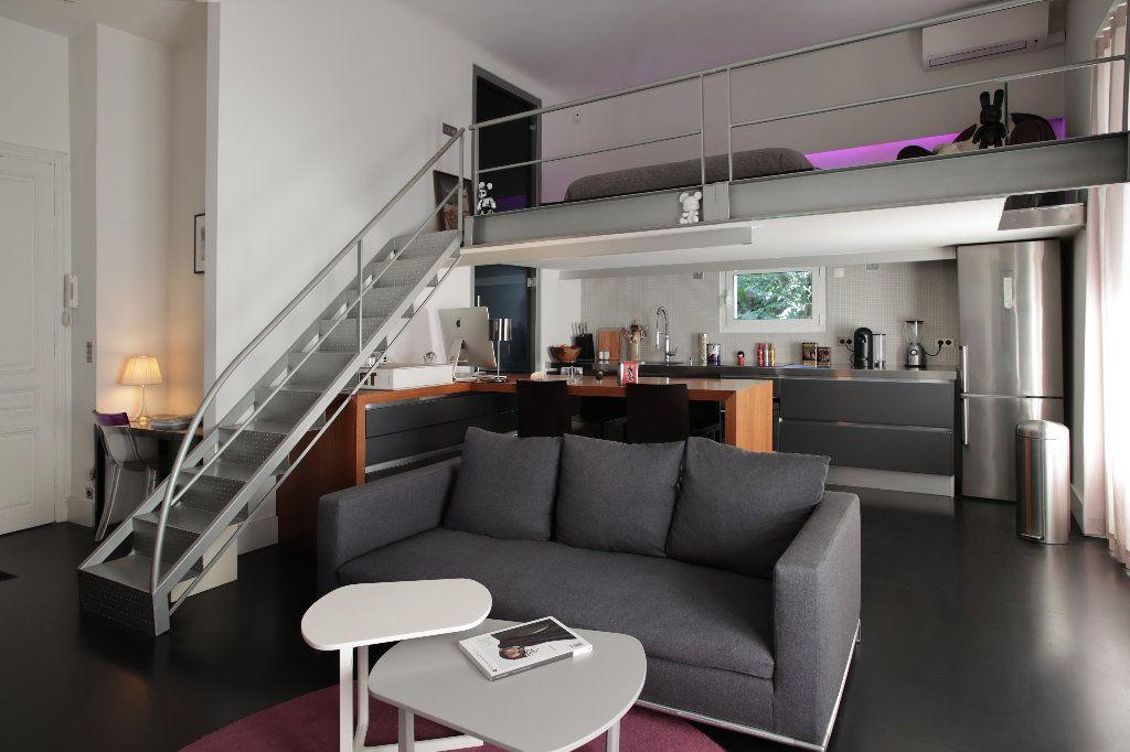 Appartement à vendre 1 35.5m2 à Nice vignette-2