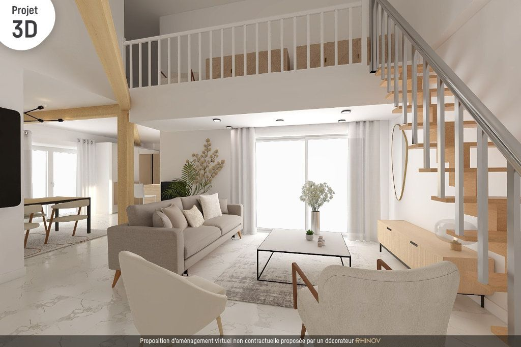 Appartement à vendre 4 85.55m2 à Thionville vignette-1