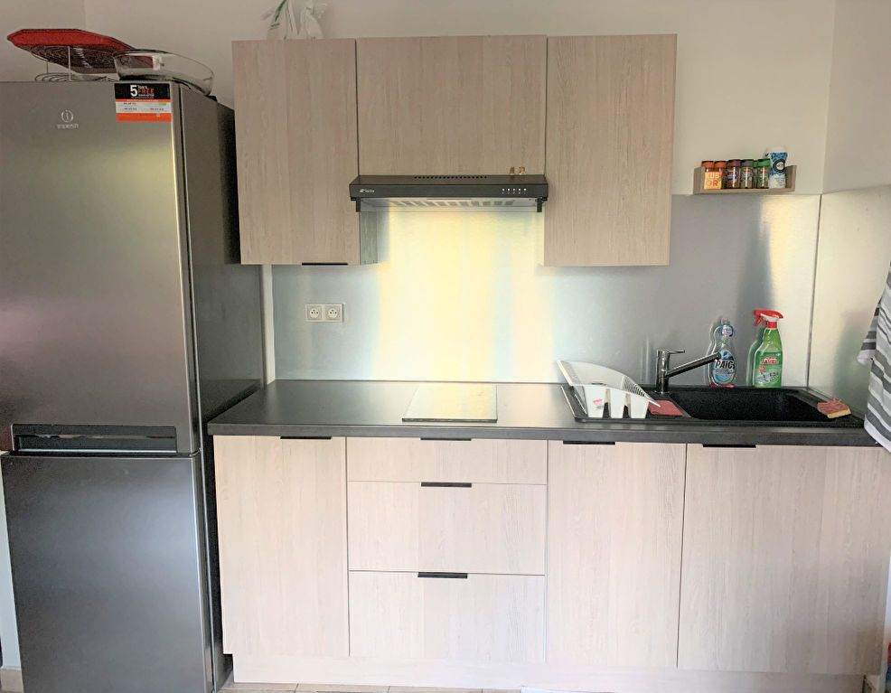 Appartement à louer 2 28.51m2 à Fort-de-France vignette-2