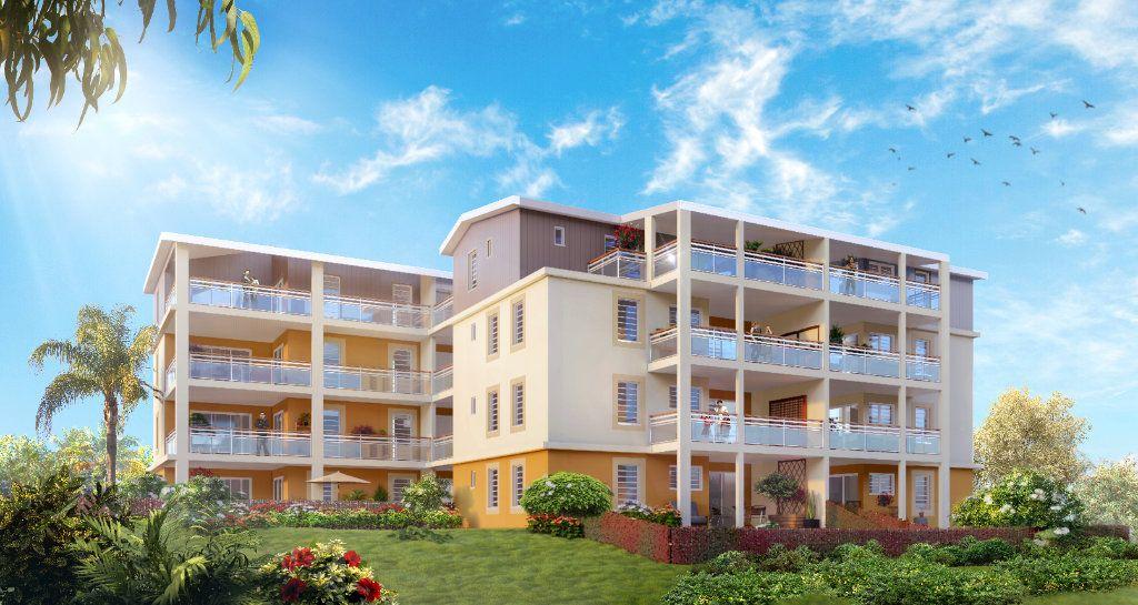Appartement à vendre 2 49.34m2 à Saint-Joseph vignette-1