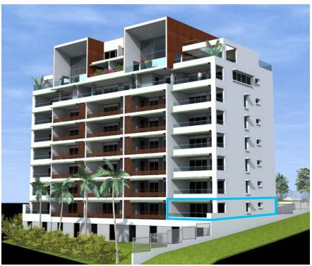 Appartement à vendre 3 88.76m2 à Fort-de-France vignette-1
