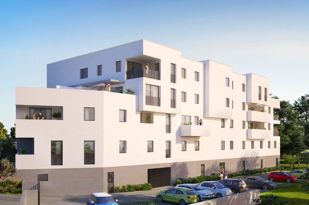 Appartement à vendre 4 96.11m2 à Metz vignette-2