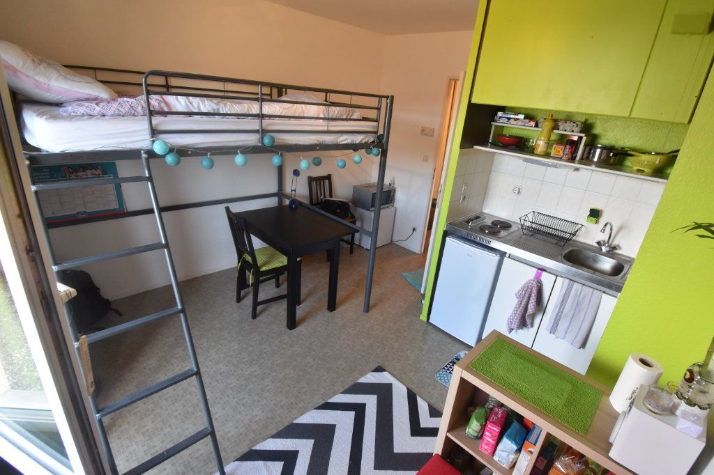 Appartement à louer 1 18.46m2 à Metz vignette-2