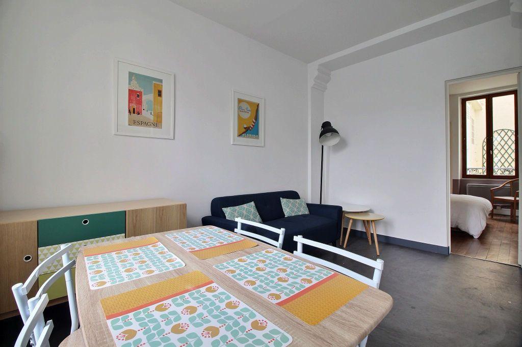 Appartement à louer 2 31m2 à Paris 14 vignette-2