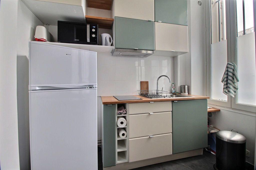Appartement à louer 2 31m2 à Paris 14 vignette-3