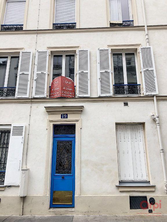 Appartement à louer 2 24.28m2 à Paris 14 vignette-4