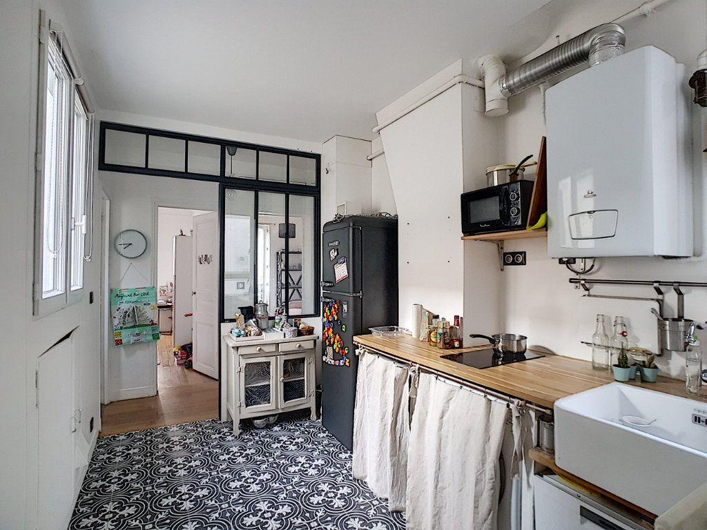 Appartement à vendre 3 51m2 à Paris 14 vignette-5