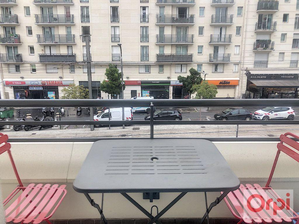 Appartement à louer 1 26.51m2 à Châtillon vignette-4