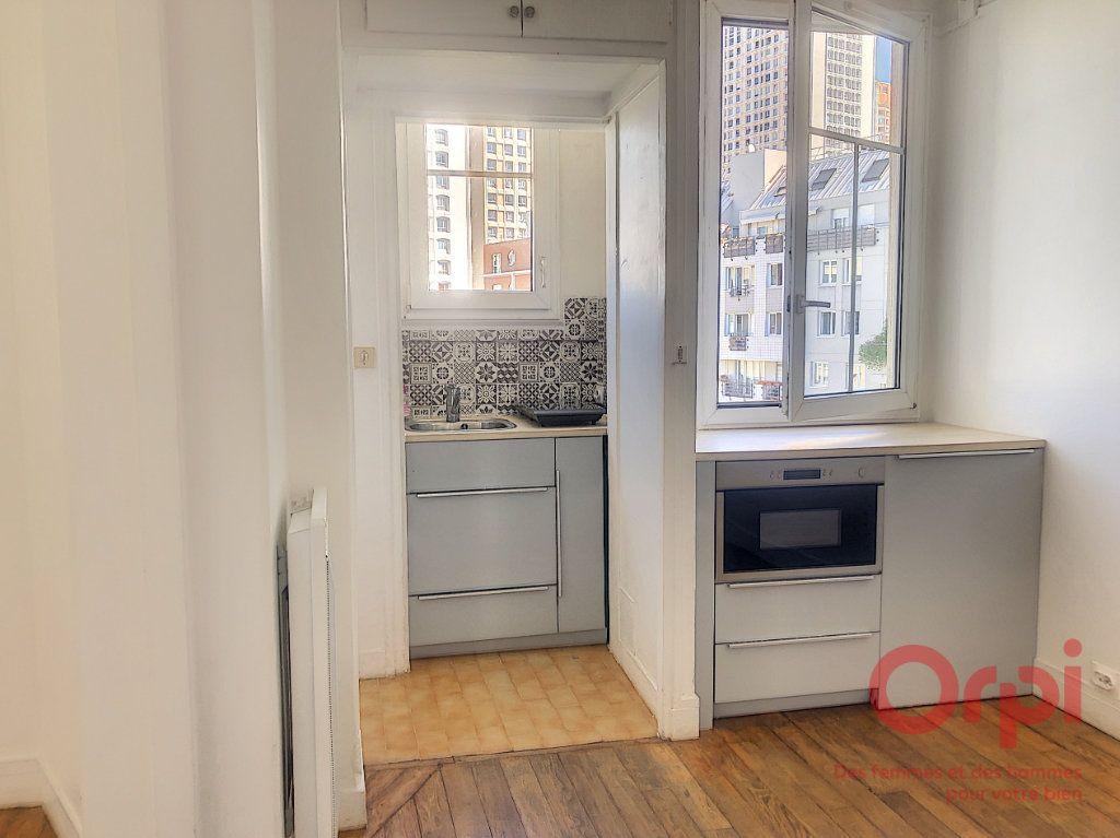 Appartement à louer 2 22.38m2 à Paris 13 vignette-2