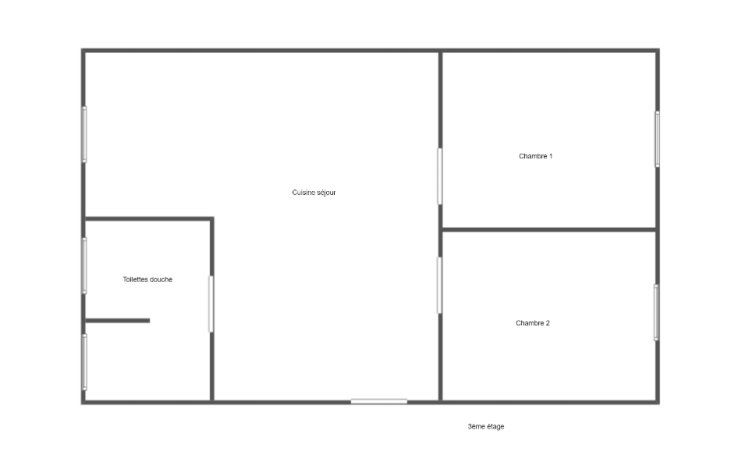 Appartement à vendre 3 53.25m2 à Paris 14 vignette-12