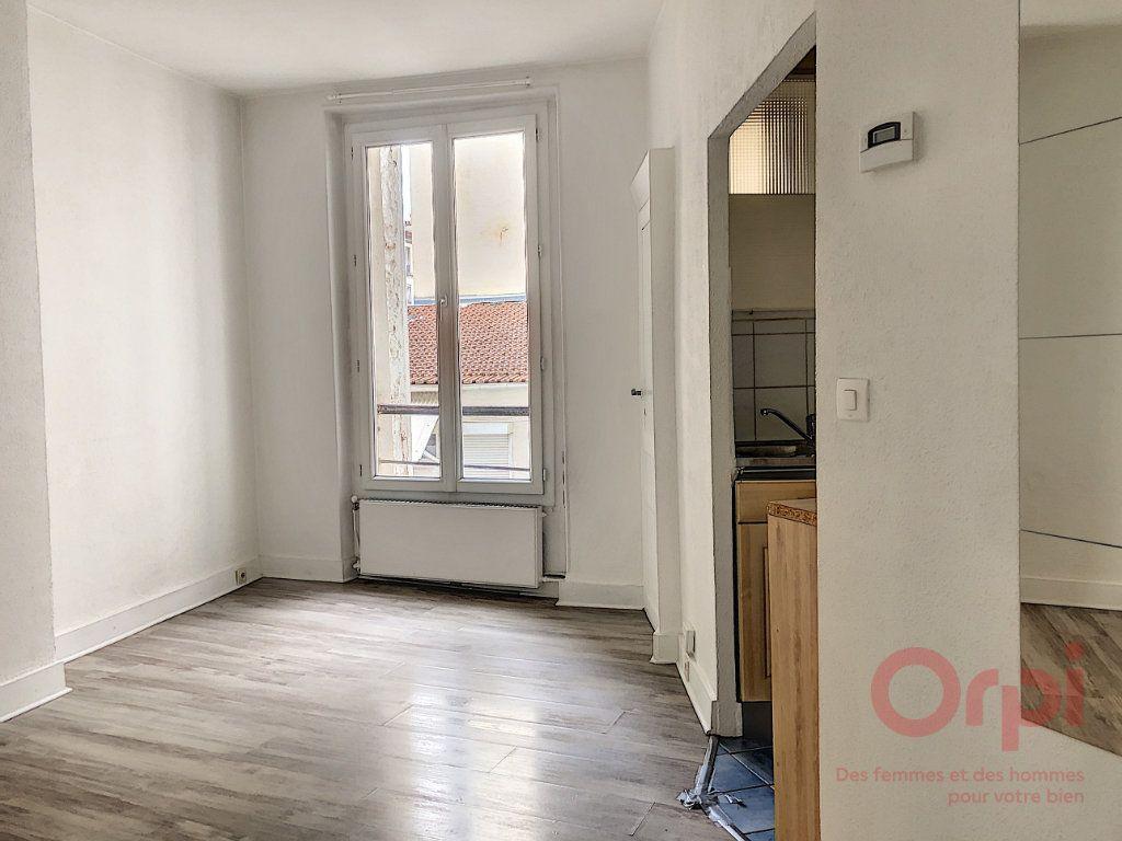 Appartement à louer 2 31m2 à Paris 14 vignette-1