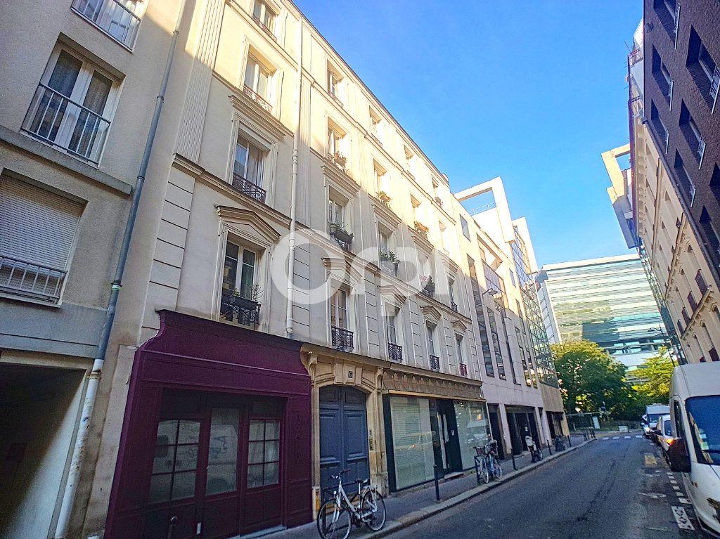 Appartement à vendre 1 16.83m2 à Paris 14 vignette-1
