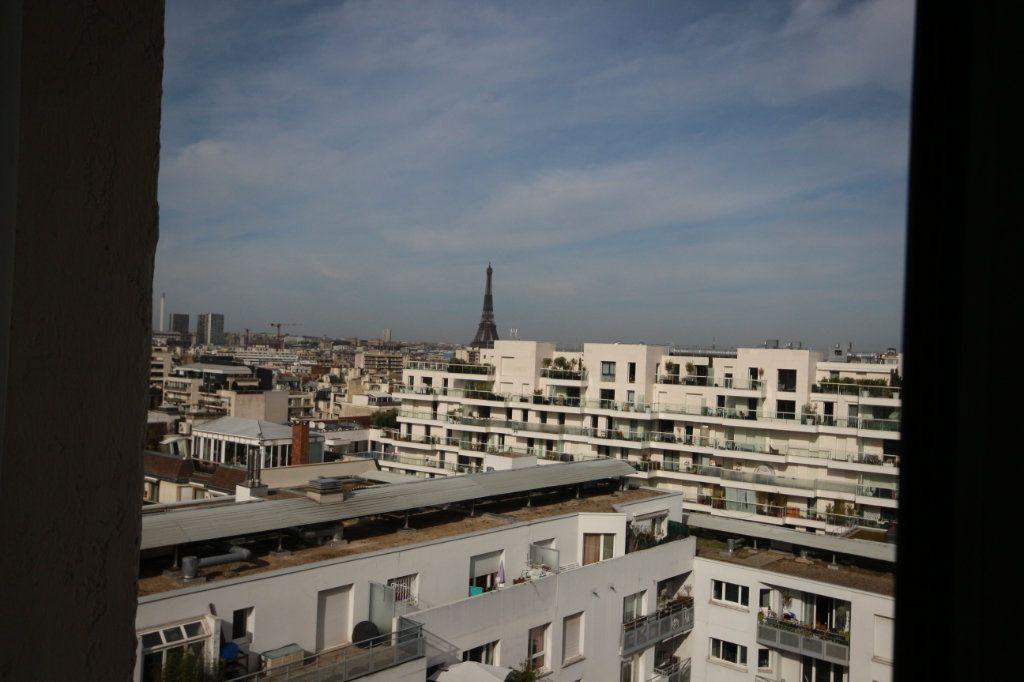Appartement à vendre 4 62m2 à Paris 15 vignette-2