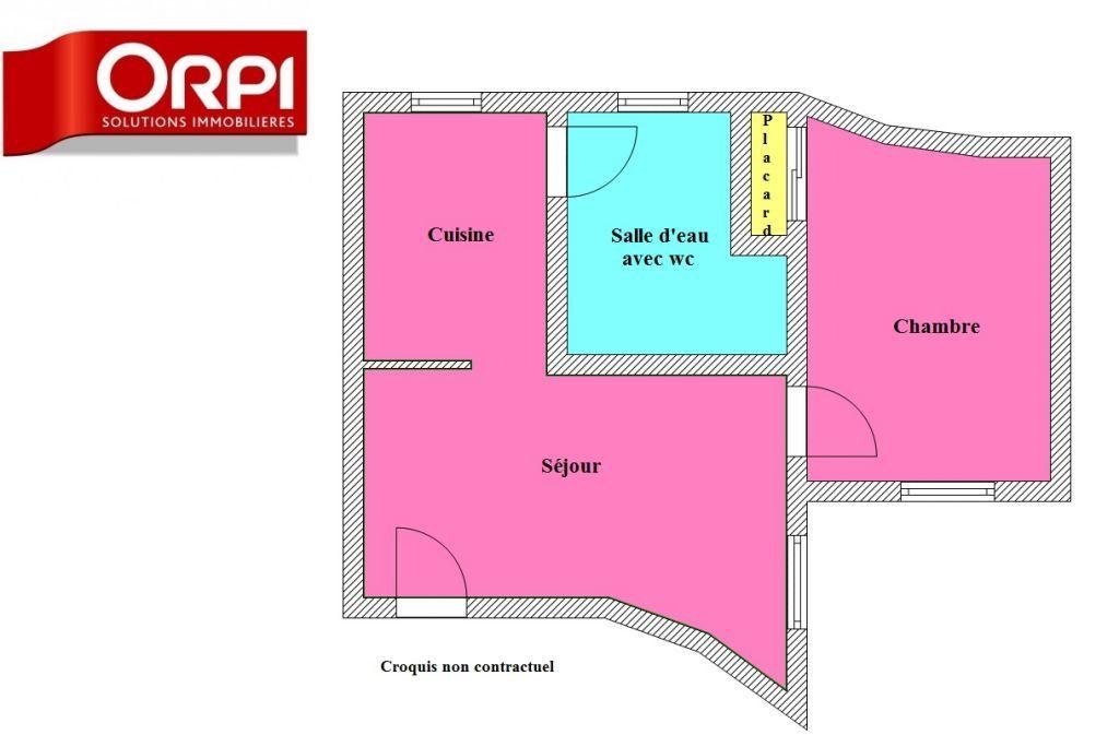 Appartement à louer 2 28m2 à Paris 11 vignette-7