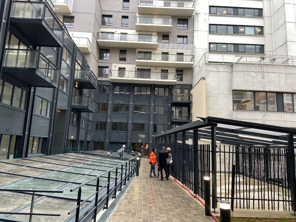 Appartement à vendre 1 25m2 à Paris 14 vignette-5