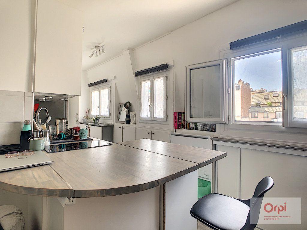 Appartement à louer 1 19m2 à Paris 14 vignette-4