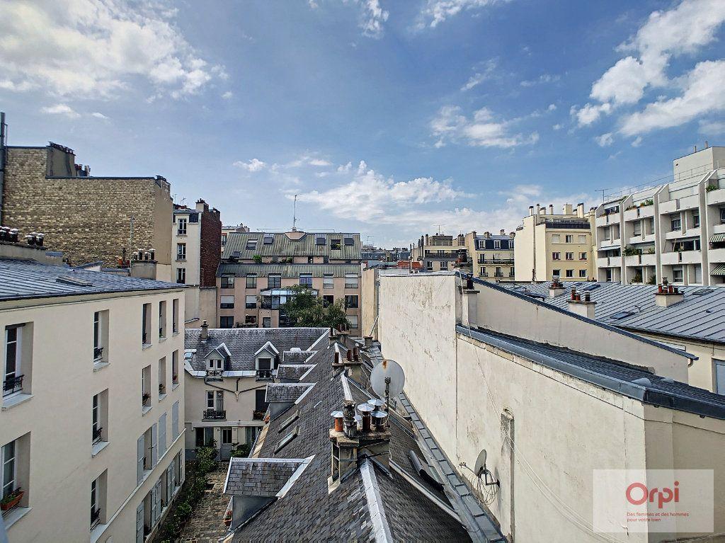 Appartement à louer 1 19m2 à Paris 14 vignette-7