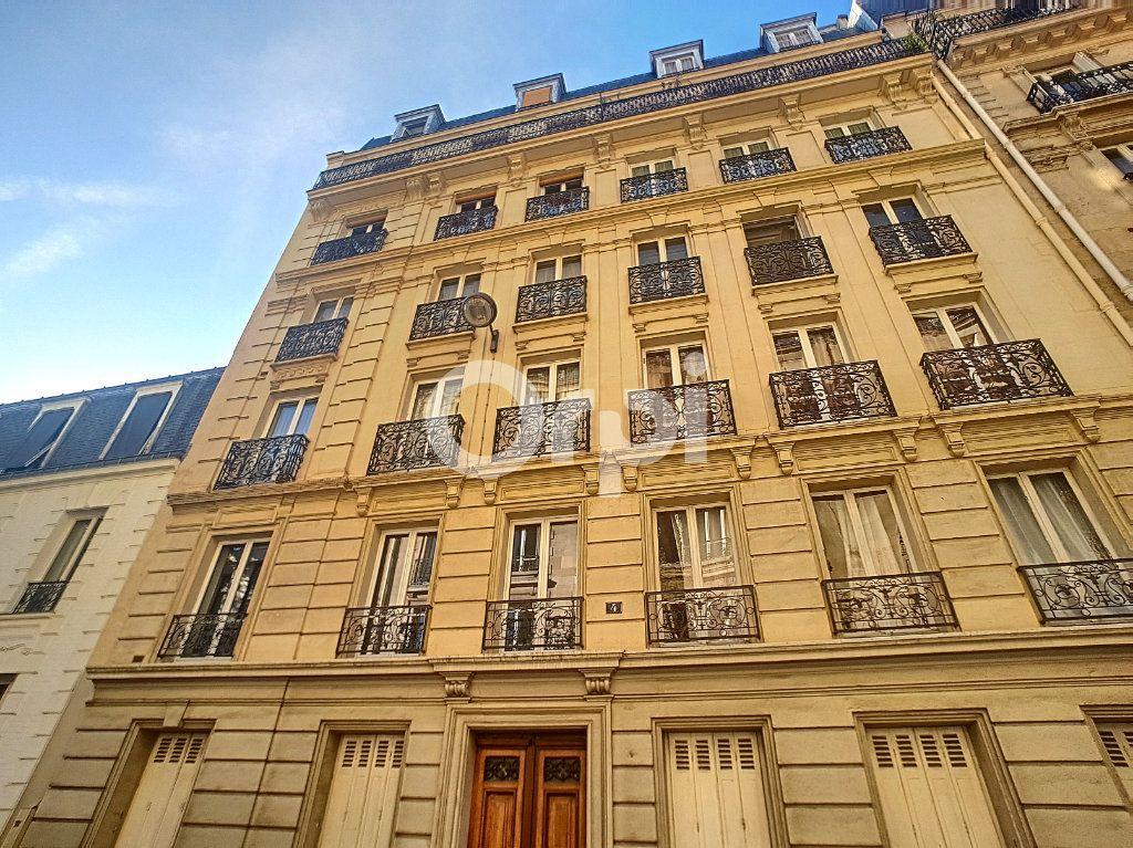 Appartement à vendre 2 49.6m2 à Paris 14 vignette-1