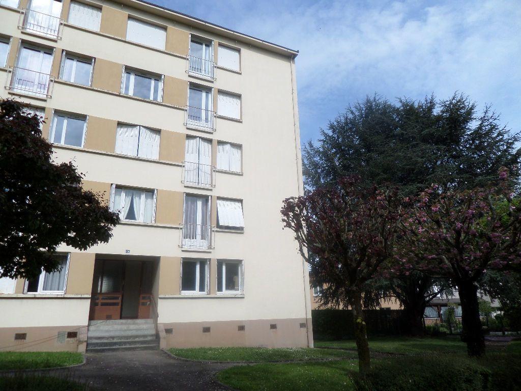 Appartement à louer 3 58m2 à Limoges plan-5