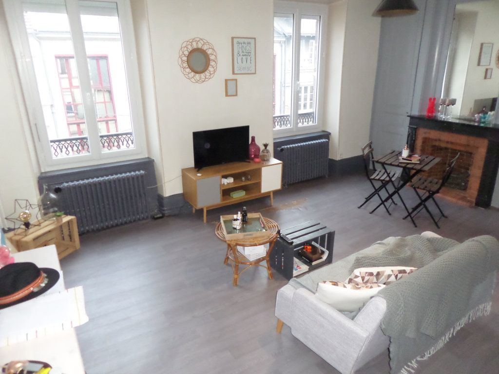 Appartement à louer 2 35m2 à Limoges vignette-1