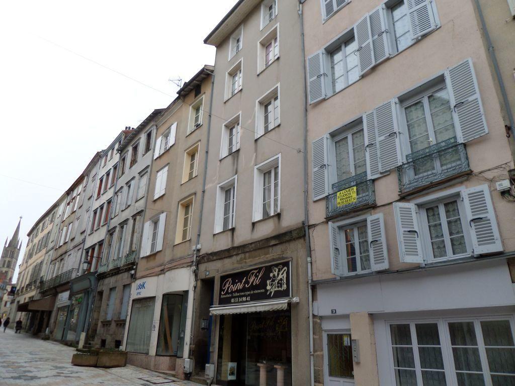 Appartement à louer 1 18m2 à Limoges vignette-4