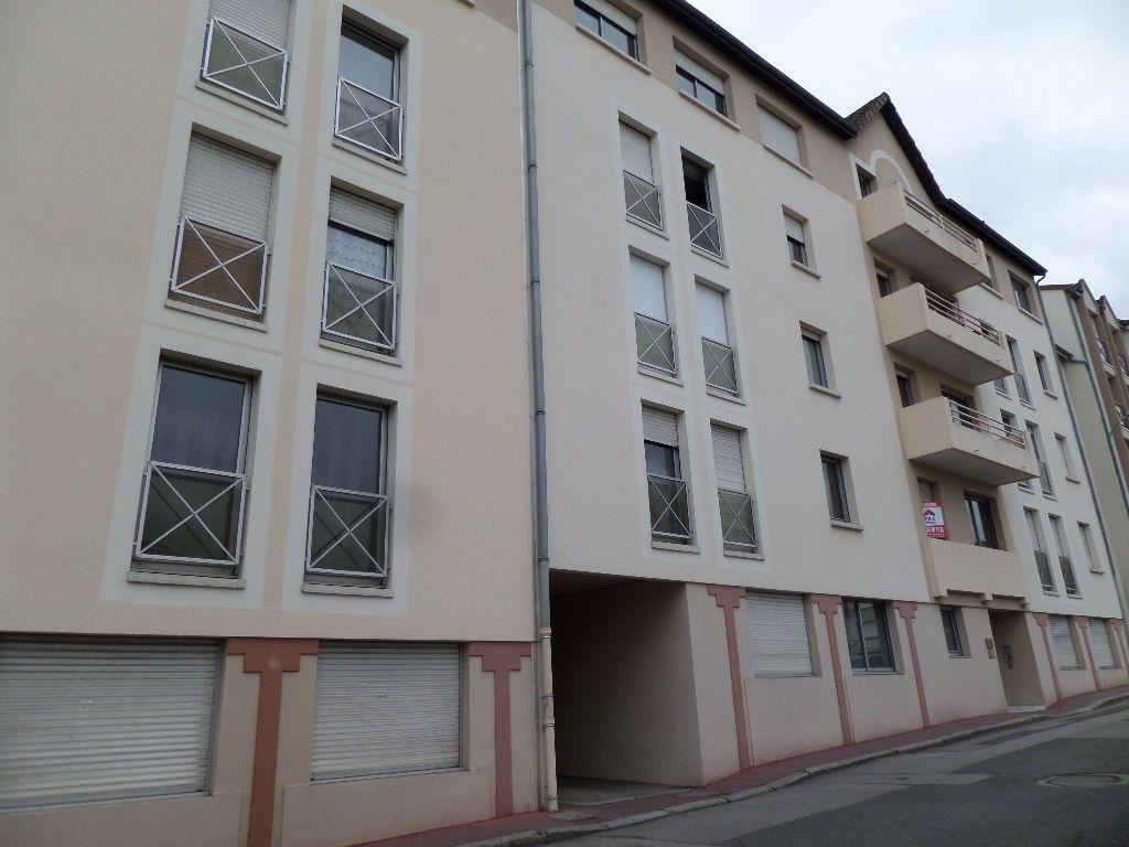 Stationnement à louer 0 14m2 à Limoges vignette-1