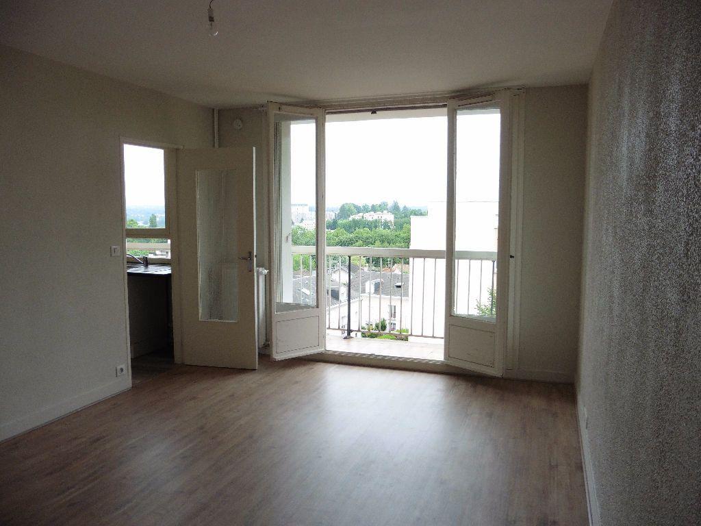 Appartement à louer 1 28.76m2 à Limoges vignette-5