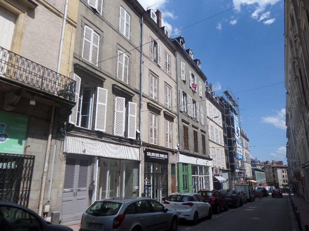 Appartement à louer 2 26.7m2 à Limoges vignette-1