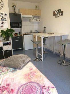 Appartement à louer 1 25.39m2 à Limoges vignette-2