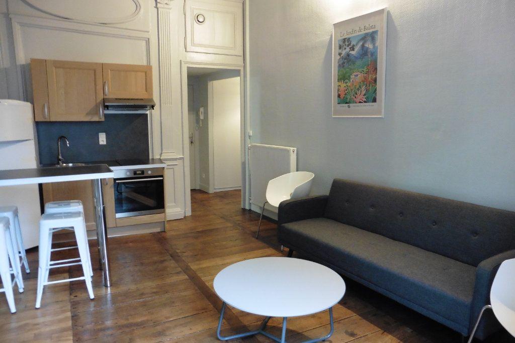 Appartement à louer 2 40.4m2 à Limoges vignette-1