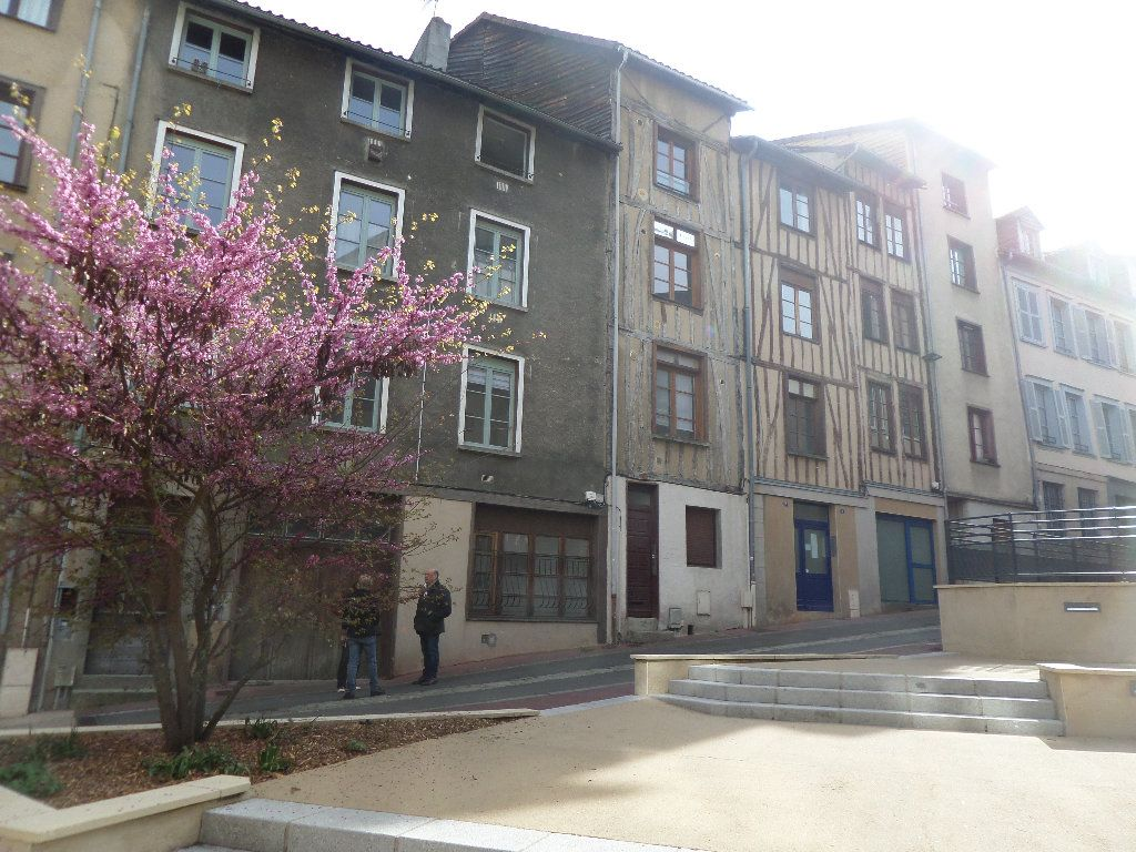 Appartement à louer 1 23m2 à Limoges vignette-7
