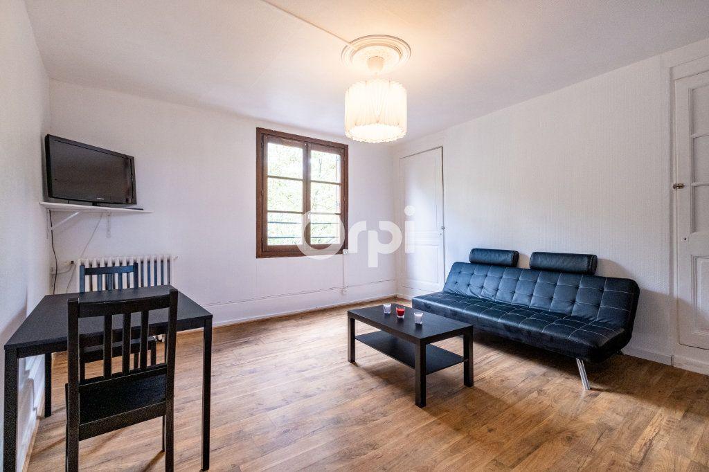Appartement à louer 1 22.26m2 à Limoges vignette-2