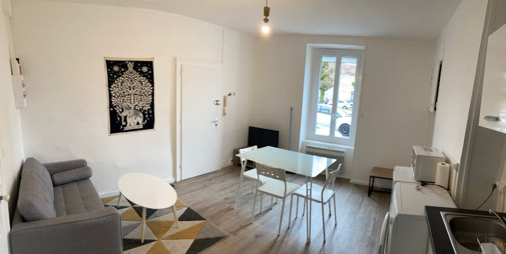 Appartement à louer 2 32m2 à Limoges vignette-1